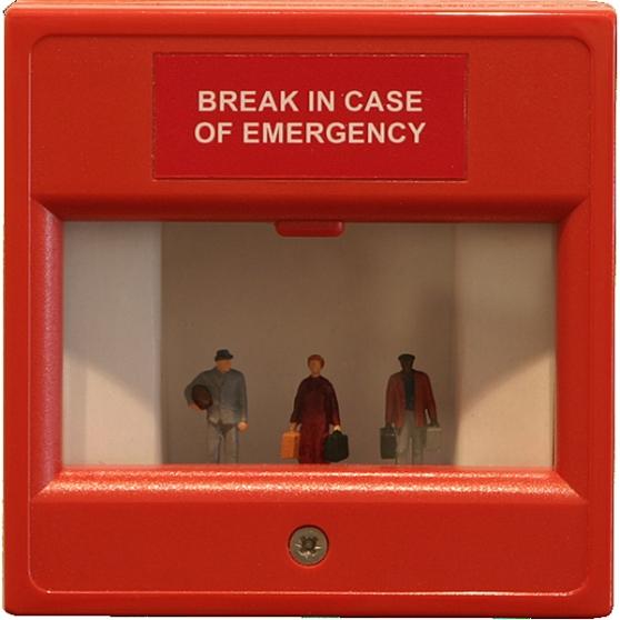 no emergency